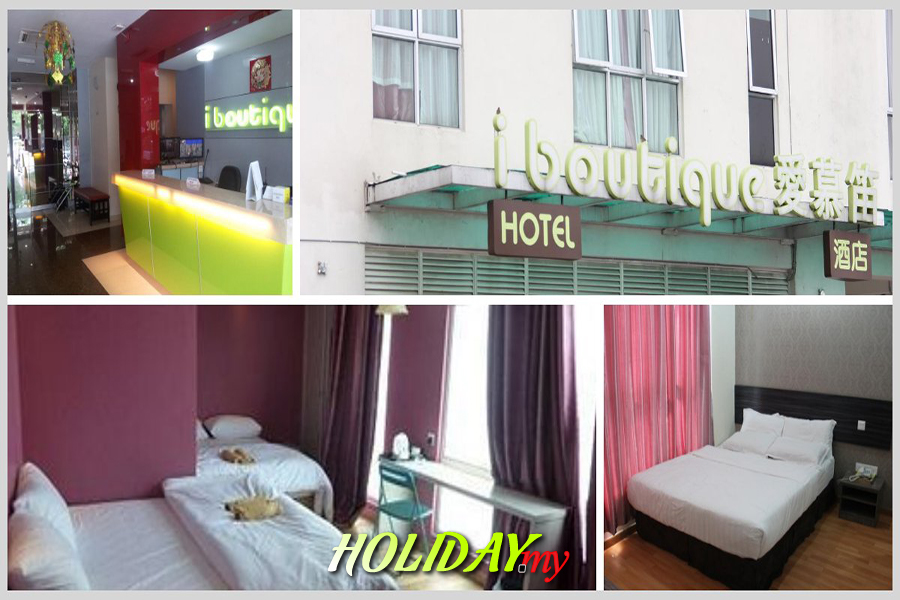 I Boutique Hotel