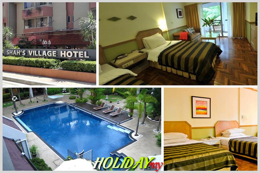 Shah's Village Hotel Petaling-jaya